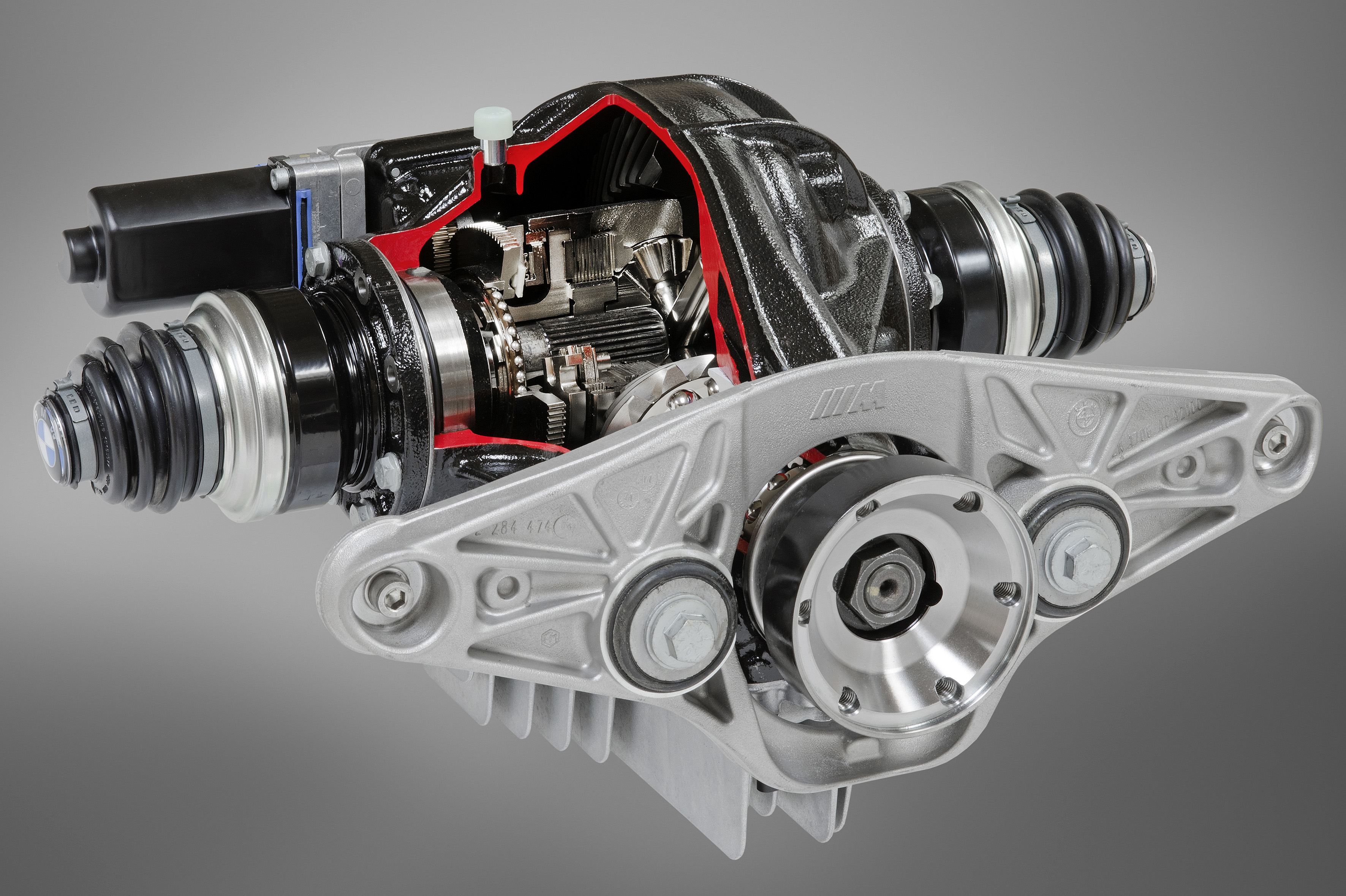 The Active M Differential In Detail Bimmerfile