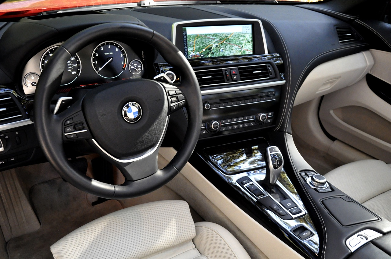 BF Review The BMW 650i Convertible