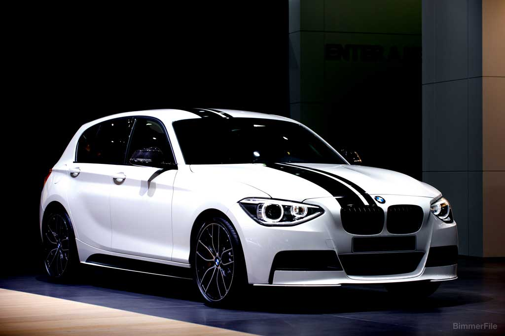BMW Performance Studie