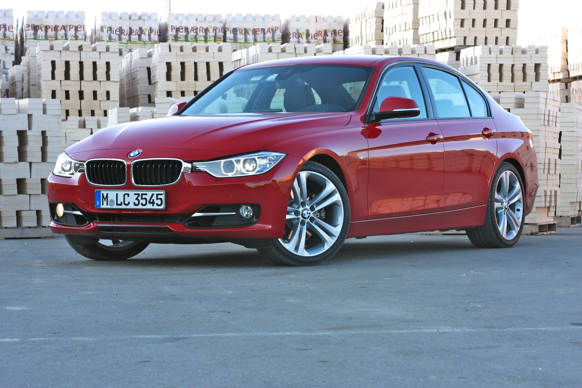 BMW F30 3 Series 5