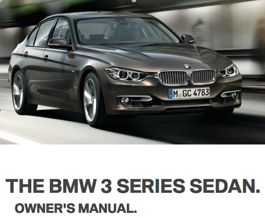 2012 bmw 3 series owner s manual bimmerfile rh bimmerfile com owners manual bmw 328i owners manual bmw 320i 2012