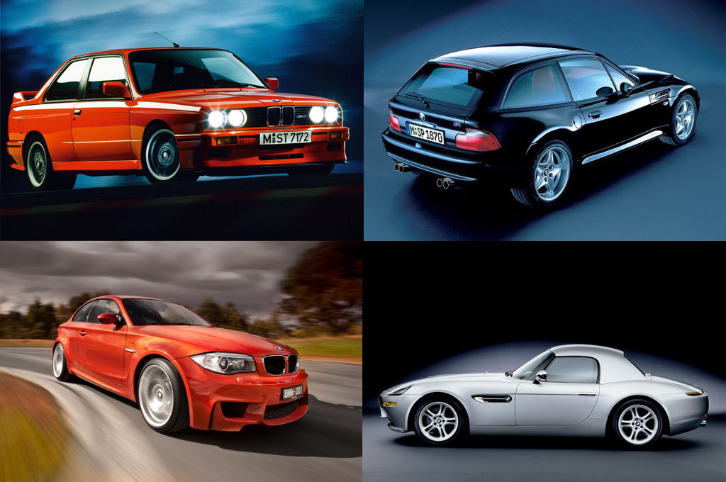 Counter Steer: Top 5 Collectible BMWs Since the Late 80s - BimmerFile