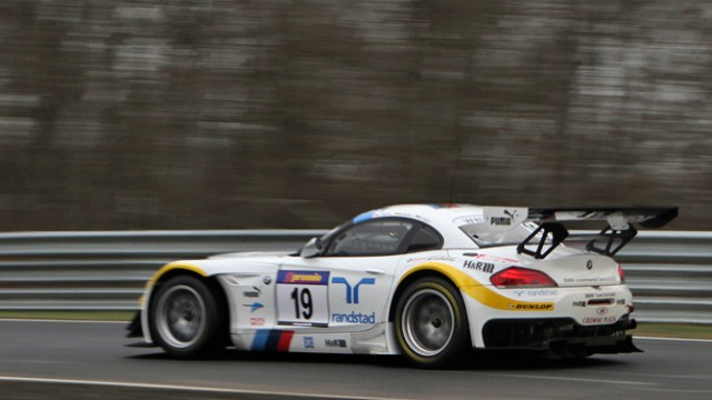BMW Z4 GT3 VLN 