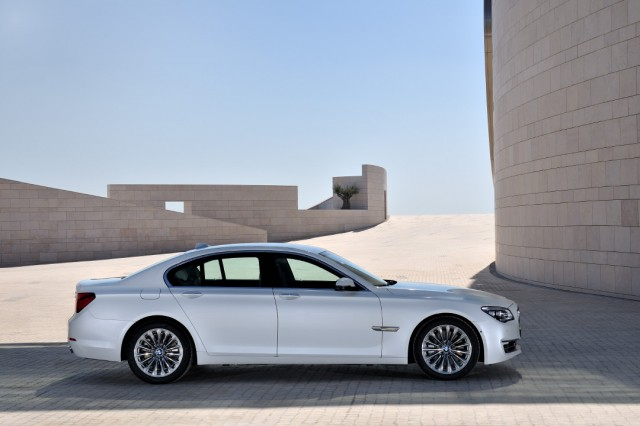 BMW 750d XDRIVE