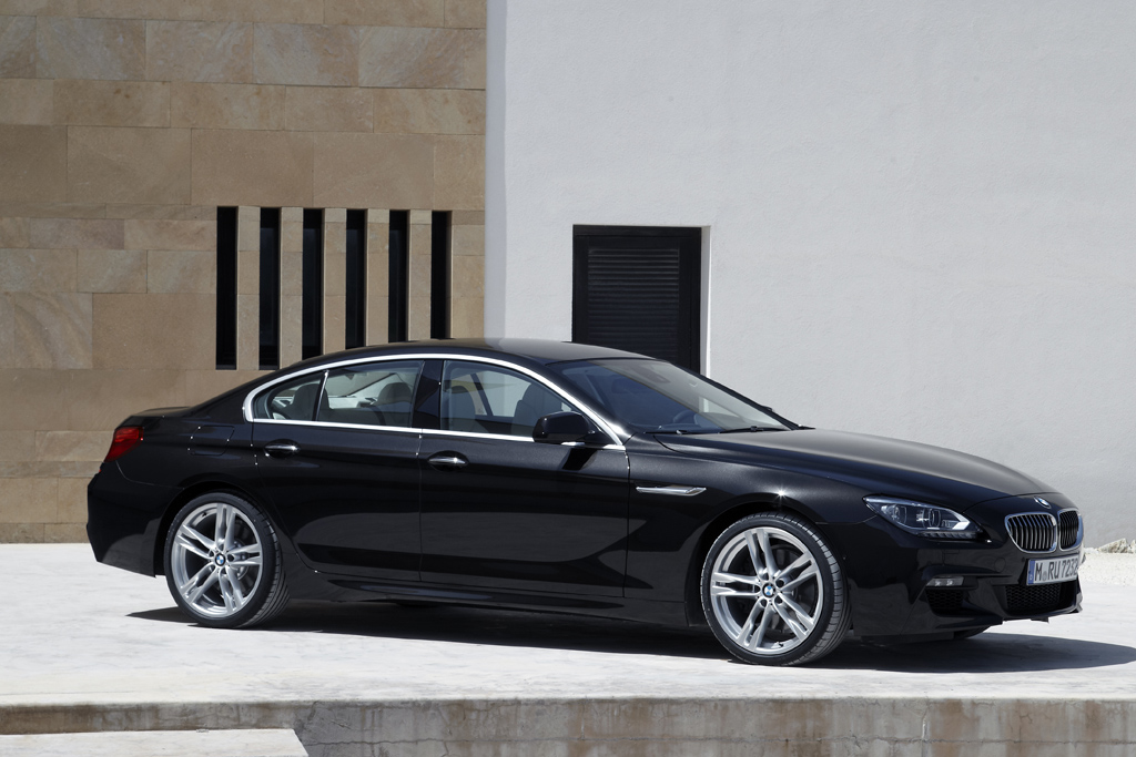 BMW 640i Gran Coupe_M Sports Package