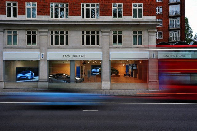 BMWi Debuts its First Store in London - BimmerFile