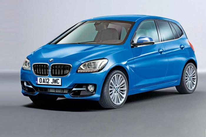 BMW 1 GT Render