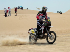 Husqvarna Dakar 2013