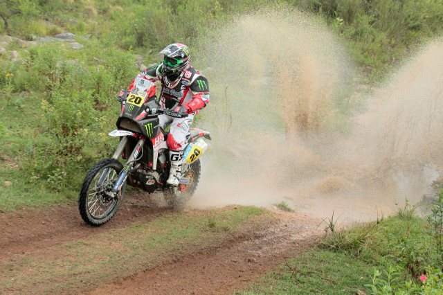 Dakar Stage Ten