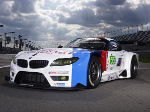 2013 BMW Z4 GTE International Press Launch.