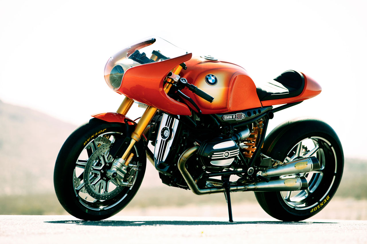 The BMW Ninety Concept by Roland Sands