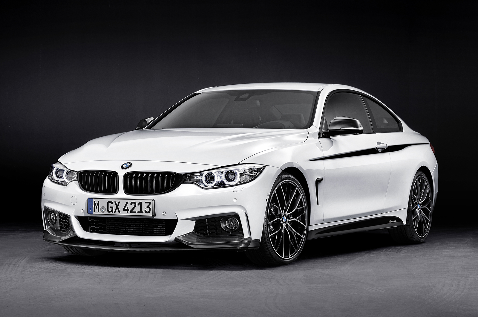 BMW 4 Series Coupe with M Performance Accessories (2)
