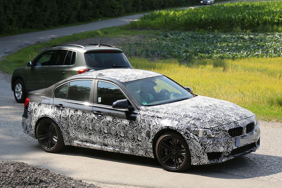 BMW-M3- CF roof