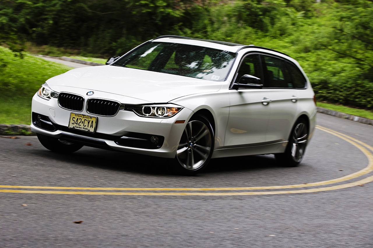This is Your Last Chance to Order a 3 Series Wagon Ever