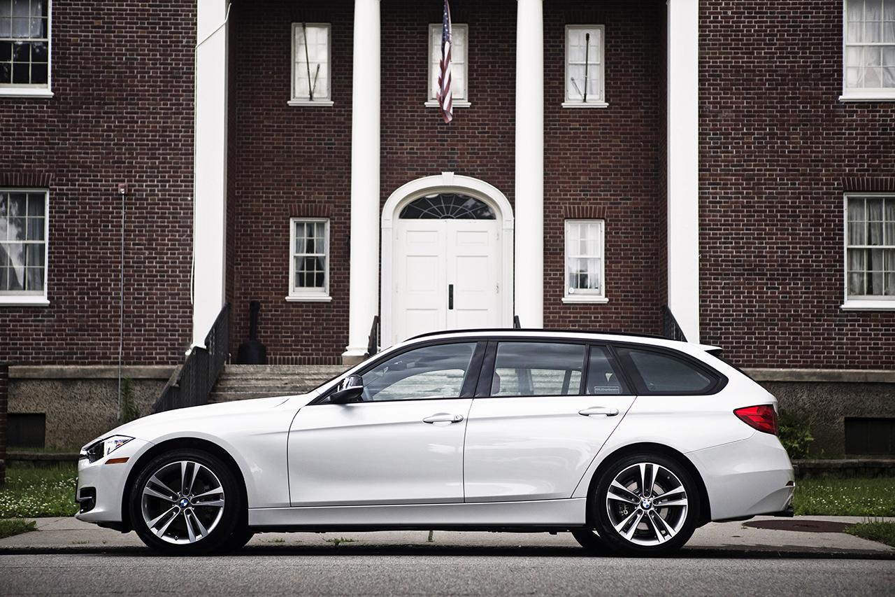 BMW I XDrive Sport Wagon BimmerFile - 2014 bmw 328i sport wagon