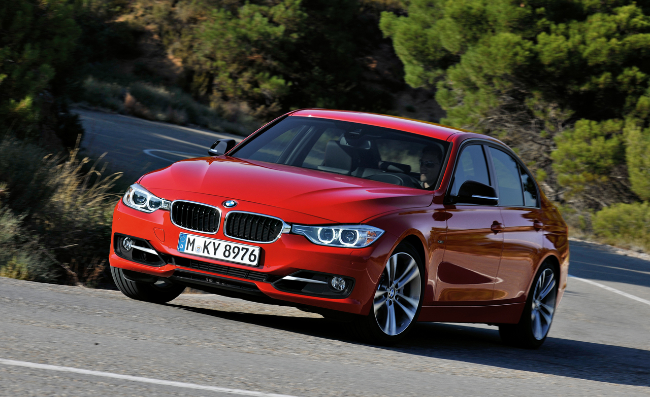 2014 Bmw 328i Wins Consumer Reports Sport Sedan Award