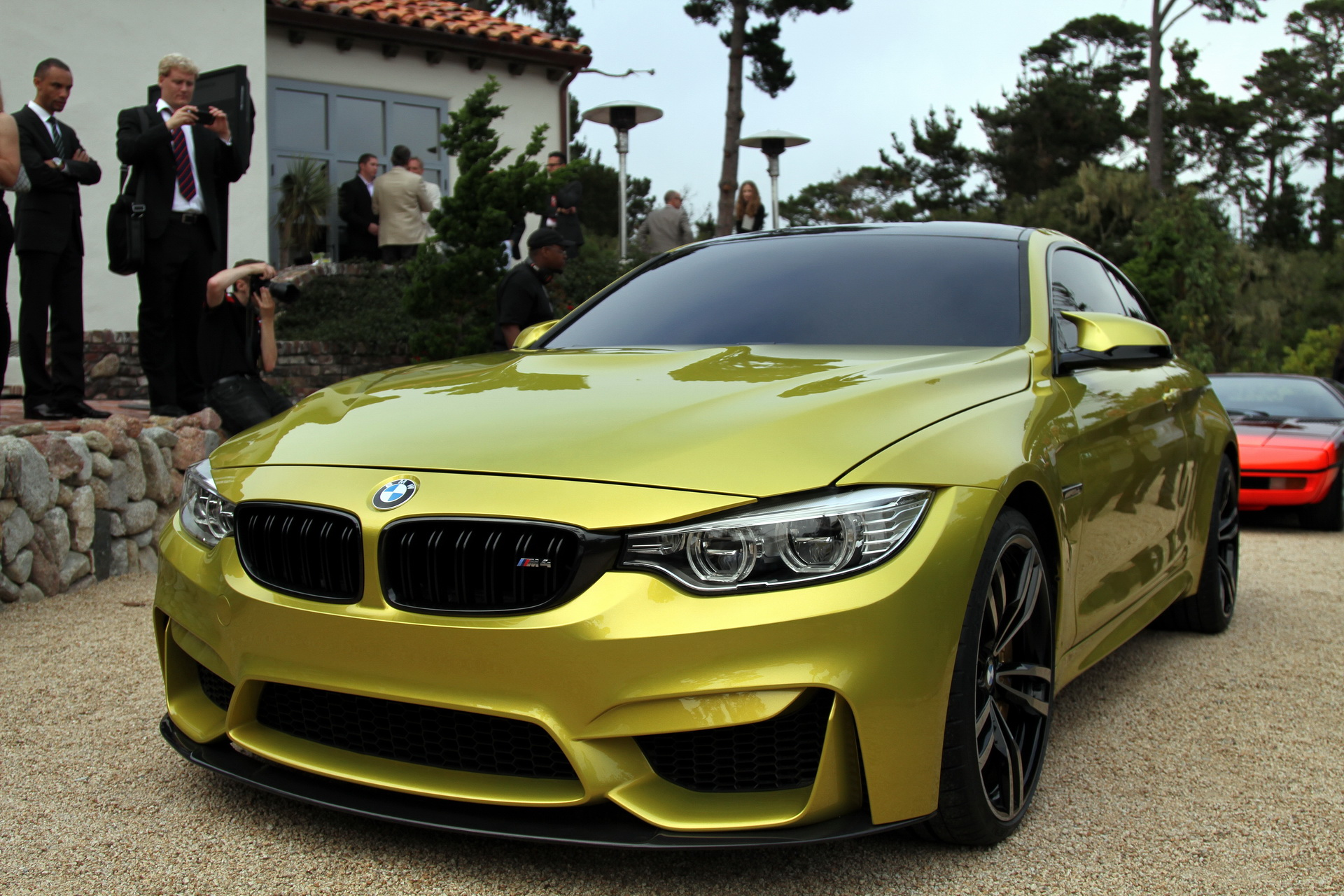 The Bmw M3 M4 Will Have An Optional Manual Bimmerfile