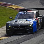 BMW Teams at 2103 ALMS and Grand-Am at Road America on 08/09/2013.