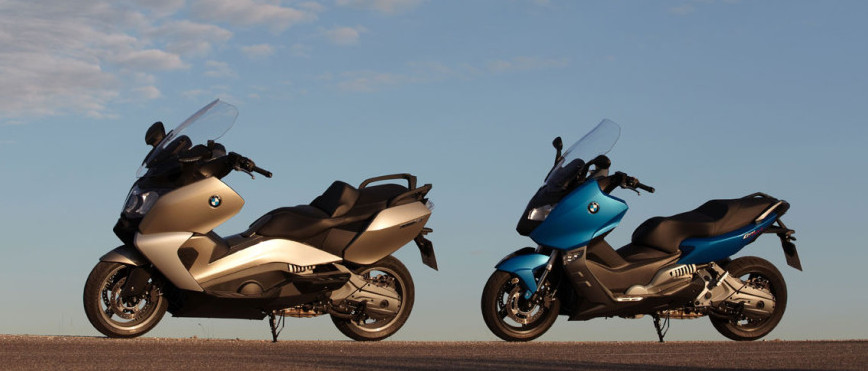 BMW C-series Scooters