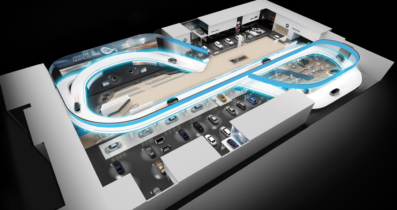 Preview Bmw Group At The 2013 Frankfurt Motor Show