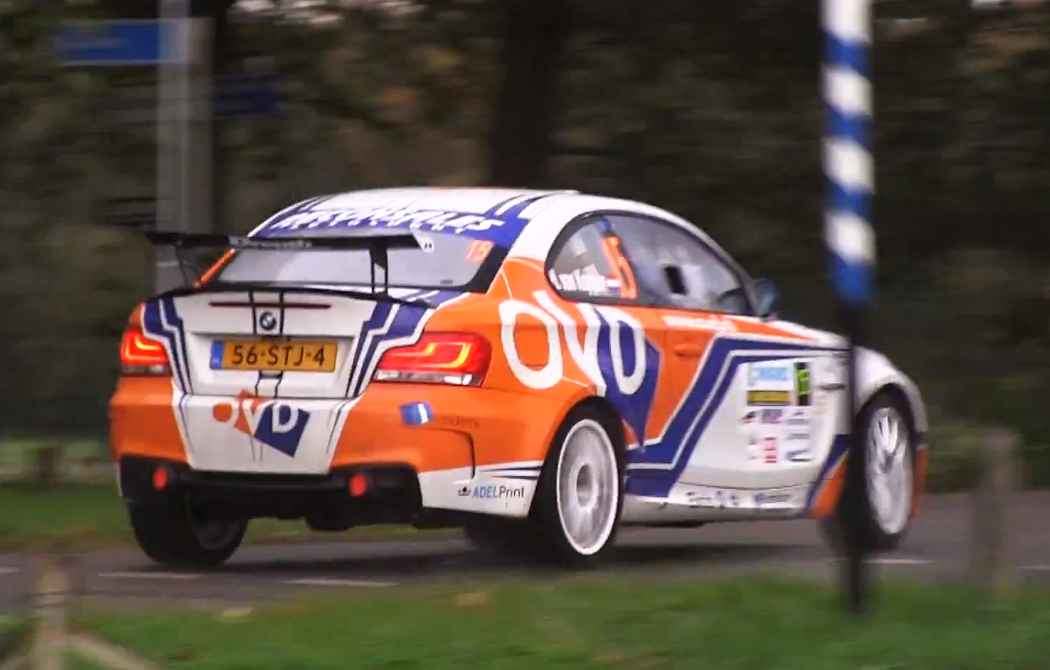 Sacrilegious Or Appropriate Bmw 1m Turned Into Rally Car