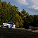 BMW Team RLL at 2013 ALMS at Virginia International Raceway, Round 9 of 10.