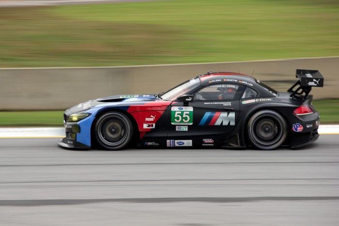 BMW Team RLL at 2013 ALMS at Petit Le Mans at Road Atlanta, Round 10 of 10.