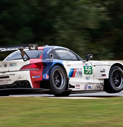 BMW Team RLL at 2013 ALMS at Petit Le Mans at Road Atlanta, Round 10 of 10.