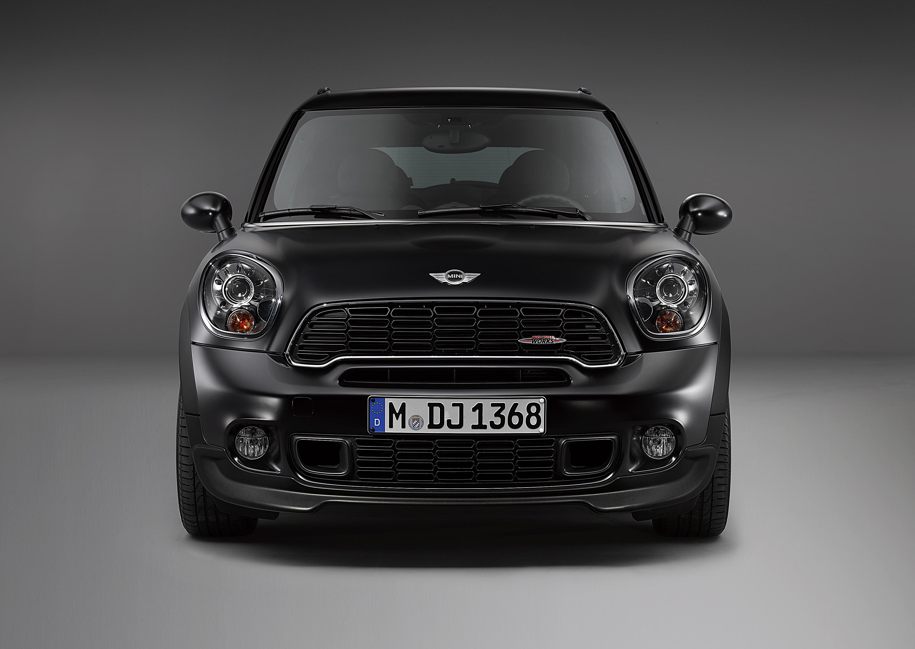 Minis New Metallic Matte Black In Depth Motoringfile