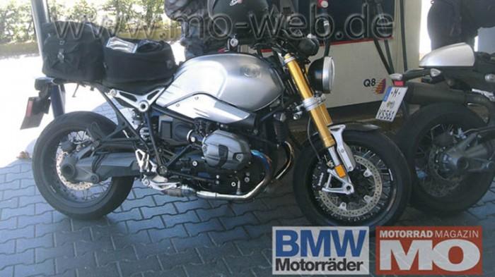 "Spy photo: BMW ""Boxer"""