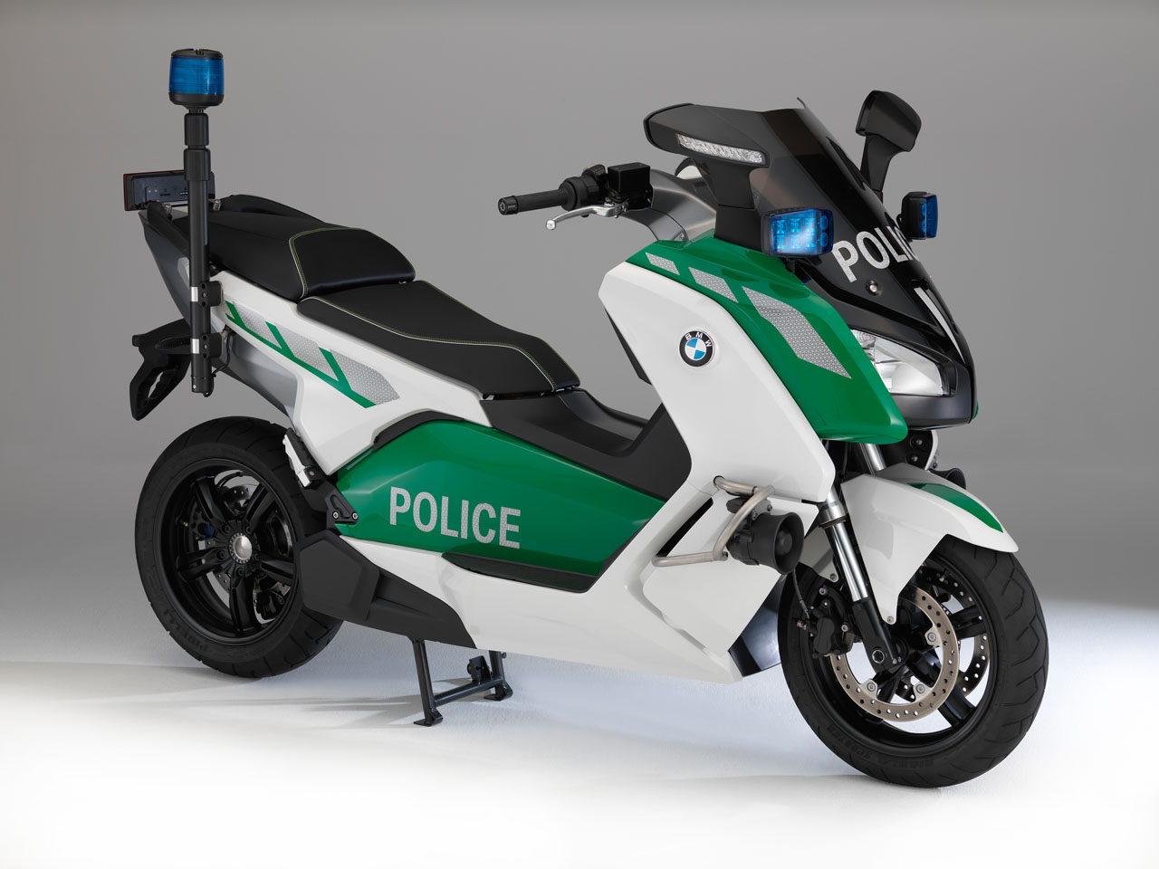 BMW C Evolution Authority