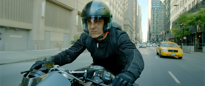 BMW In Dhoom 3