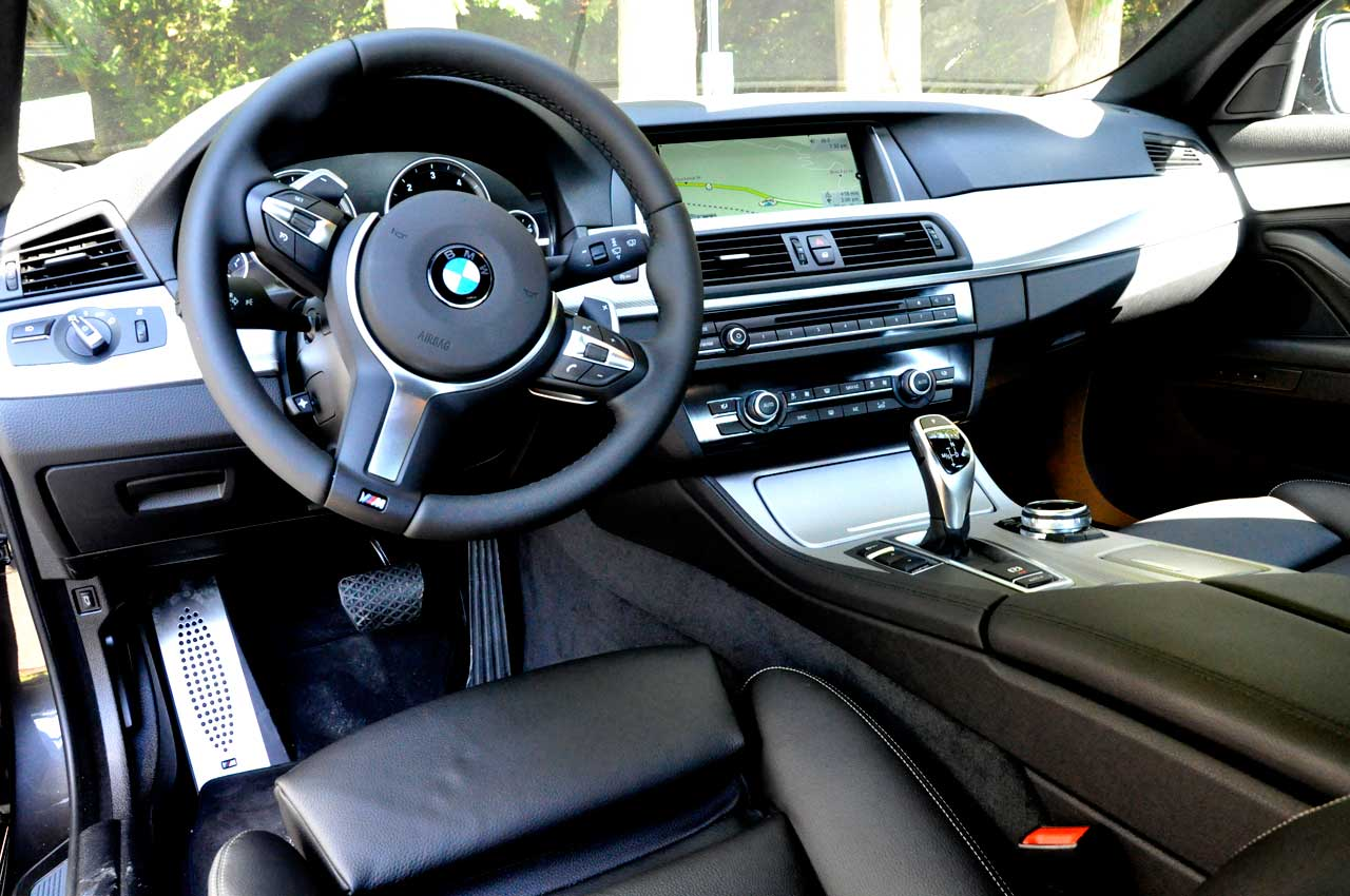 BF Review: 2014 BMW 535d - BimmerFile