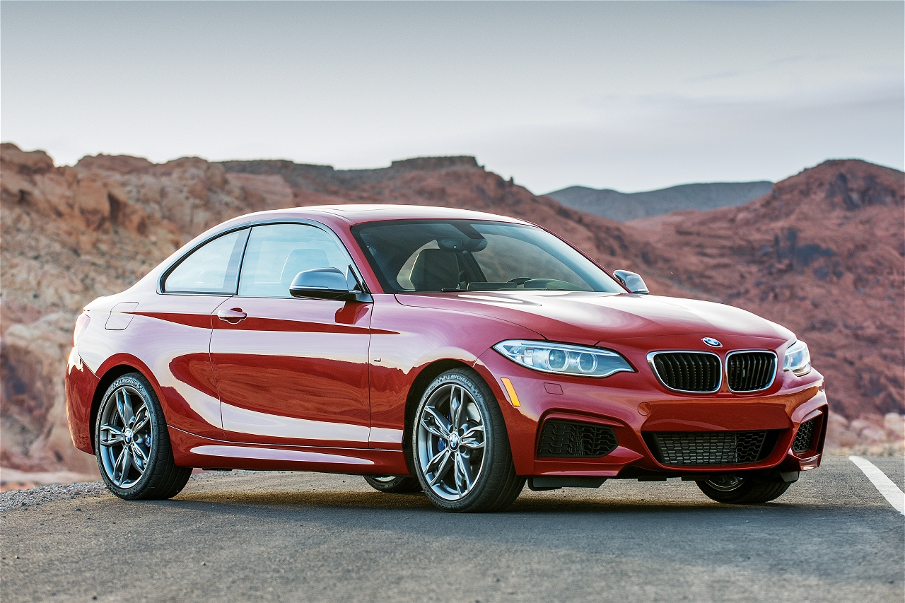 BMW 2 Series Upgrade Cycle Revealed