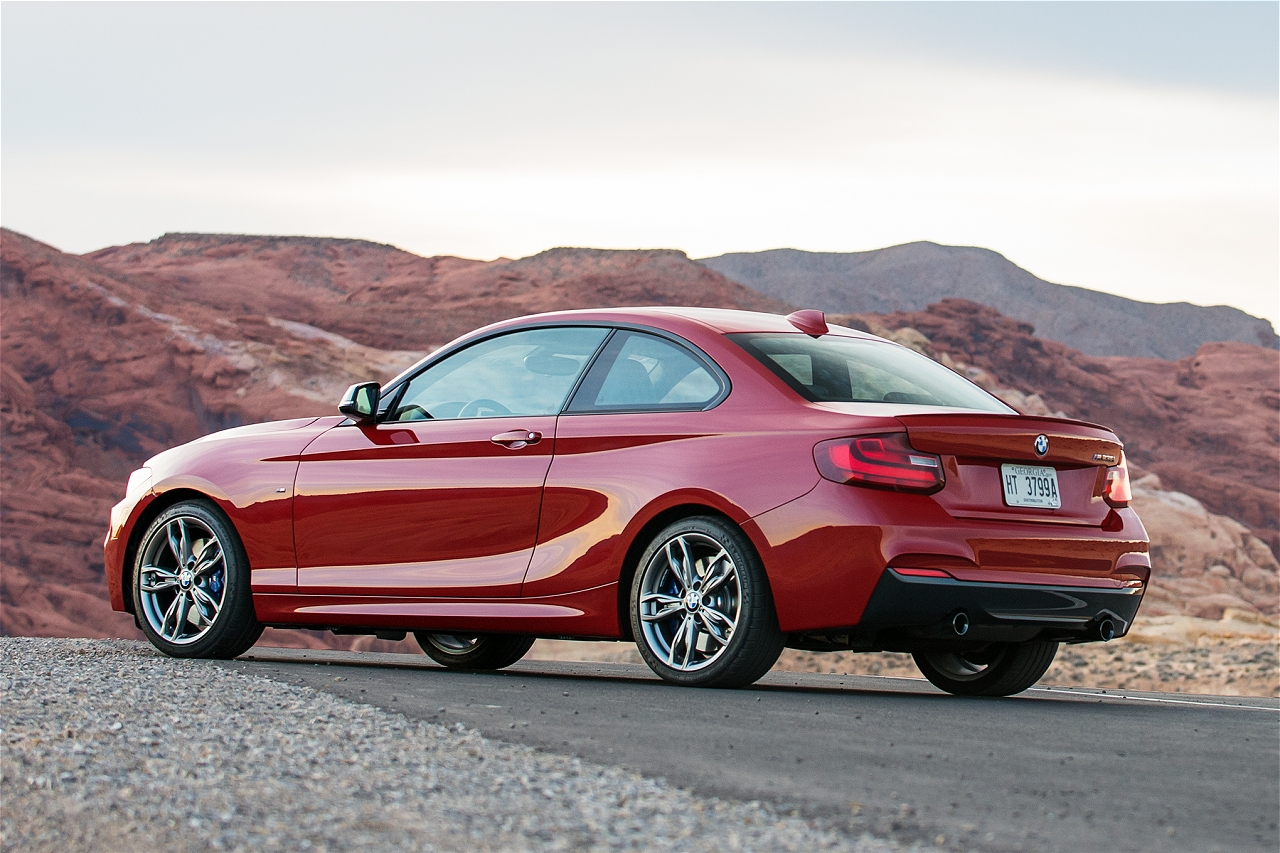 The 1 Series Sedan Is Alive And Headed To Production
