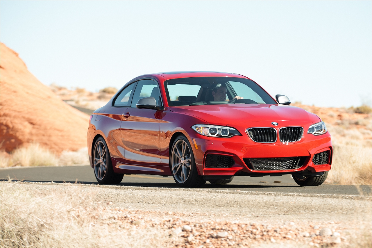 The BMW M240i is Coming with an Increase of 15hp