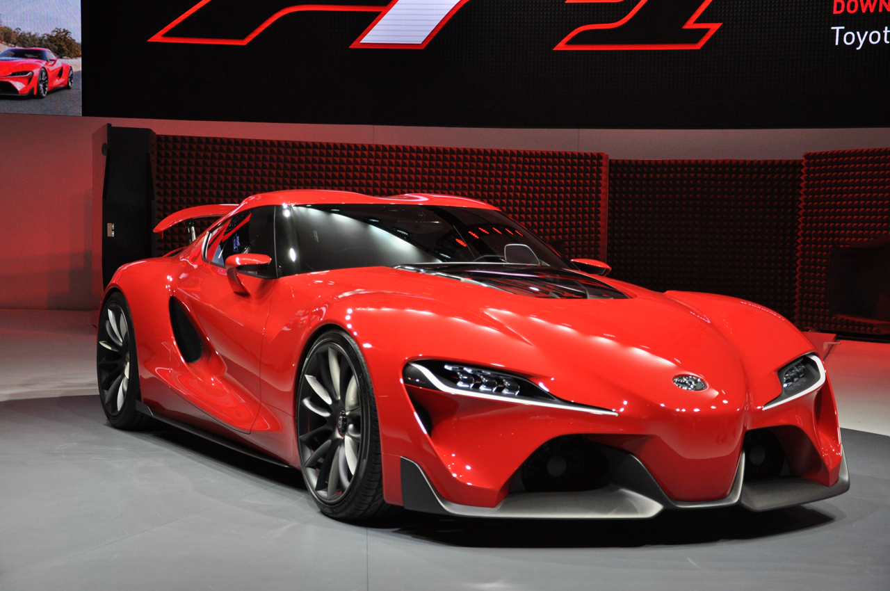 Bmw S M Supercar To Share Architecture With Toyota Lfa