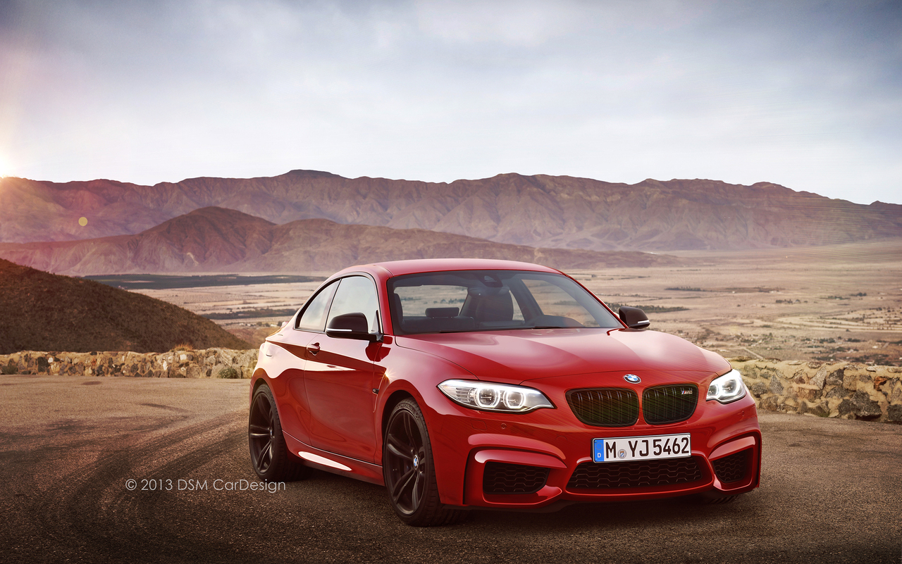the 2016 bmw m2 the rumors begin bimmerfile. Black Bedroom Furniture Sets. Home Design Ideas