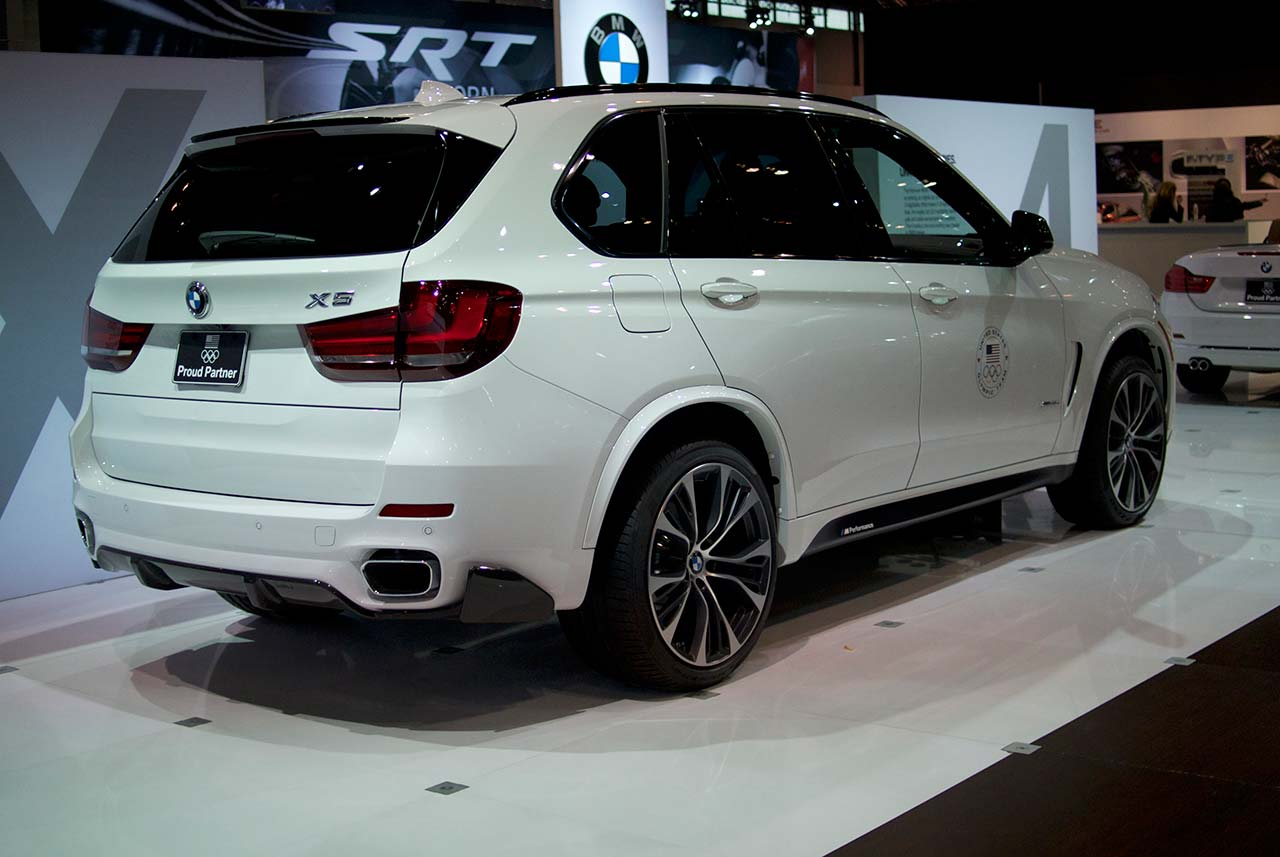 Bmwna Announces Availability Of The X5 Performance Parts
