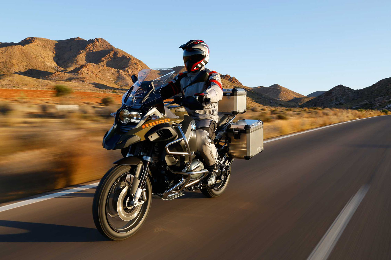 Cycle World Pits the BMW R 1200 GS Adventure vs. KTM 1190 Adventure R