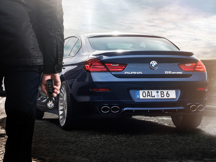 BMW ALPINA B6 BITURBO Gran Coupé