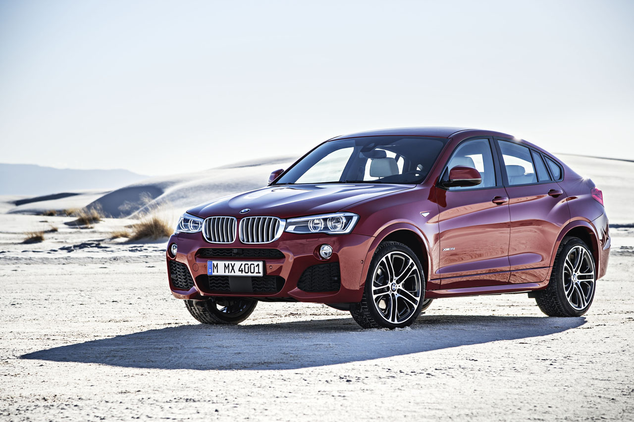 bmw to release the x4 m40i in 2015 bimmerfile. Black Bedroom Furniture Sets. Home Design Ideas