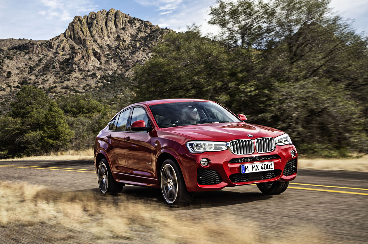 Javits Center Car Show >> BMW to Debut the X4 and Alpina B6 Gran Coupe at the NYC ...