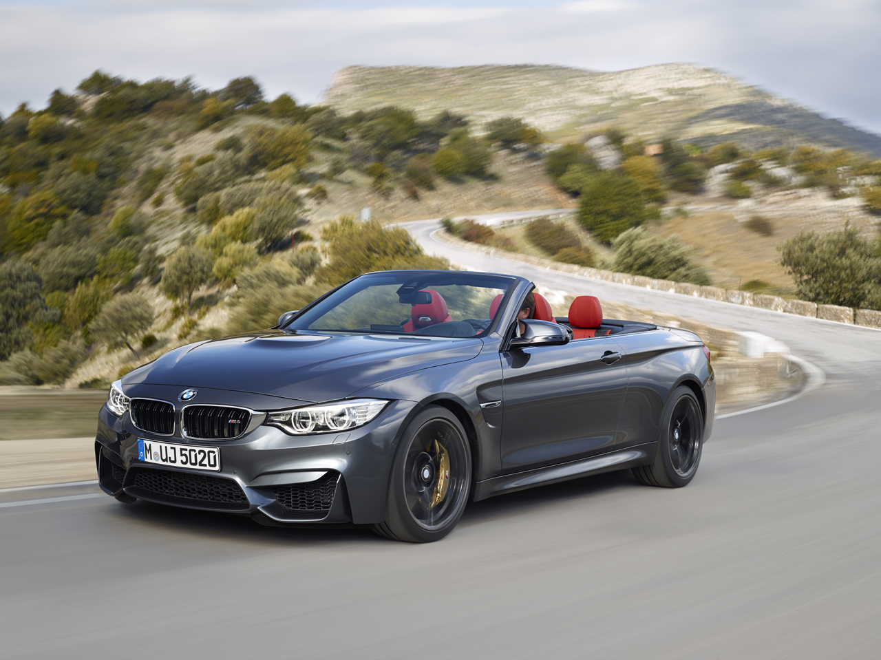 World Premier: The BMW M4 Convertible (With Gallery) - BimmerFile