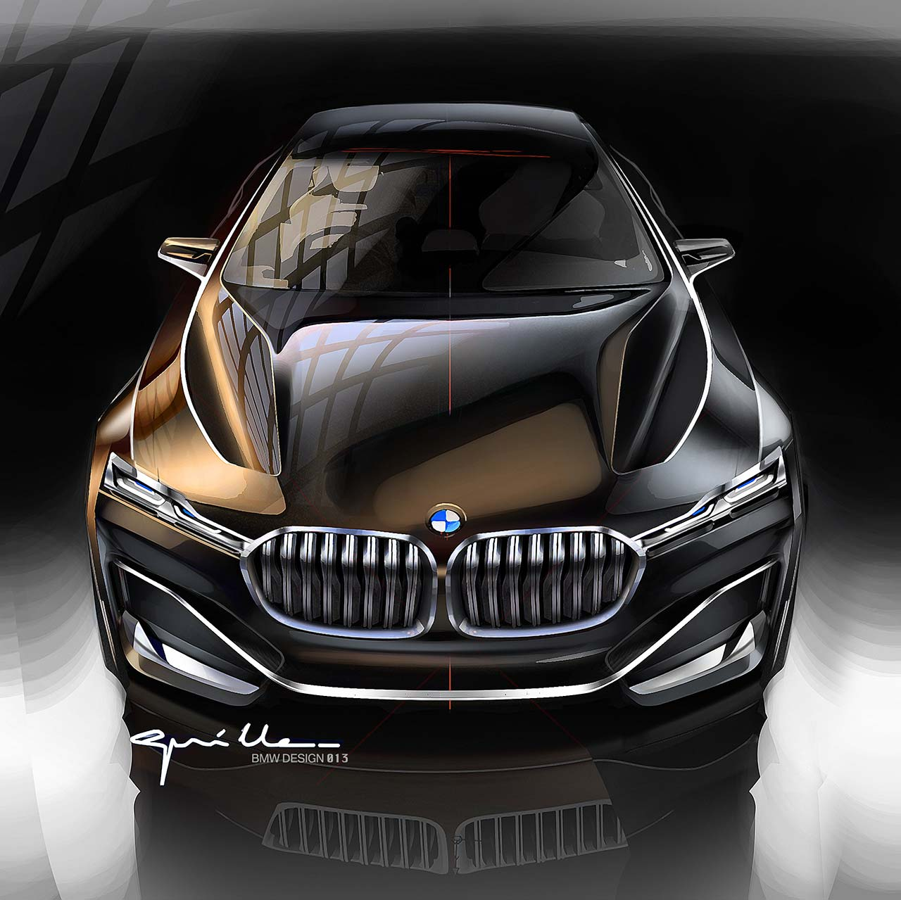 An Inside Look At Bmw S Latest Concept The Vision Future
