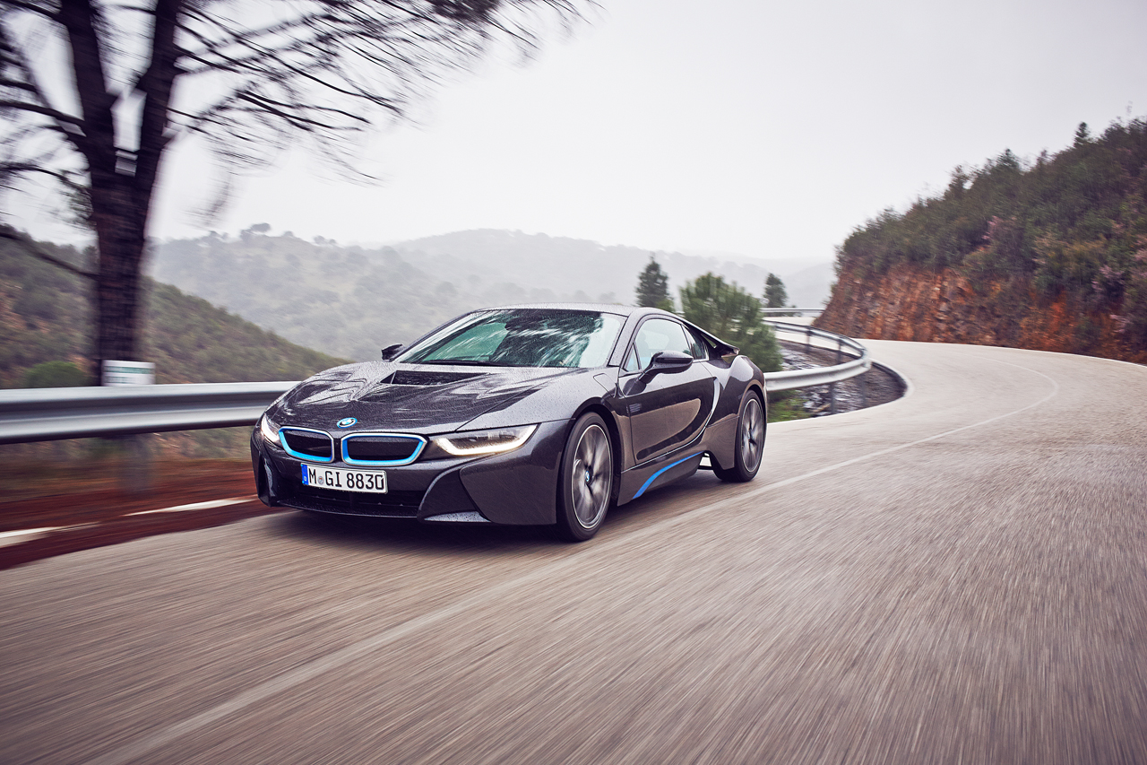 The Story of the First i8 Buyer