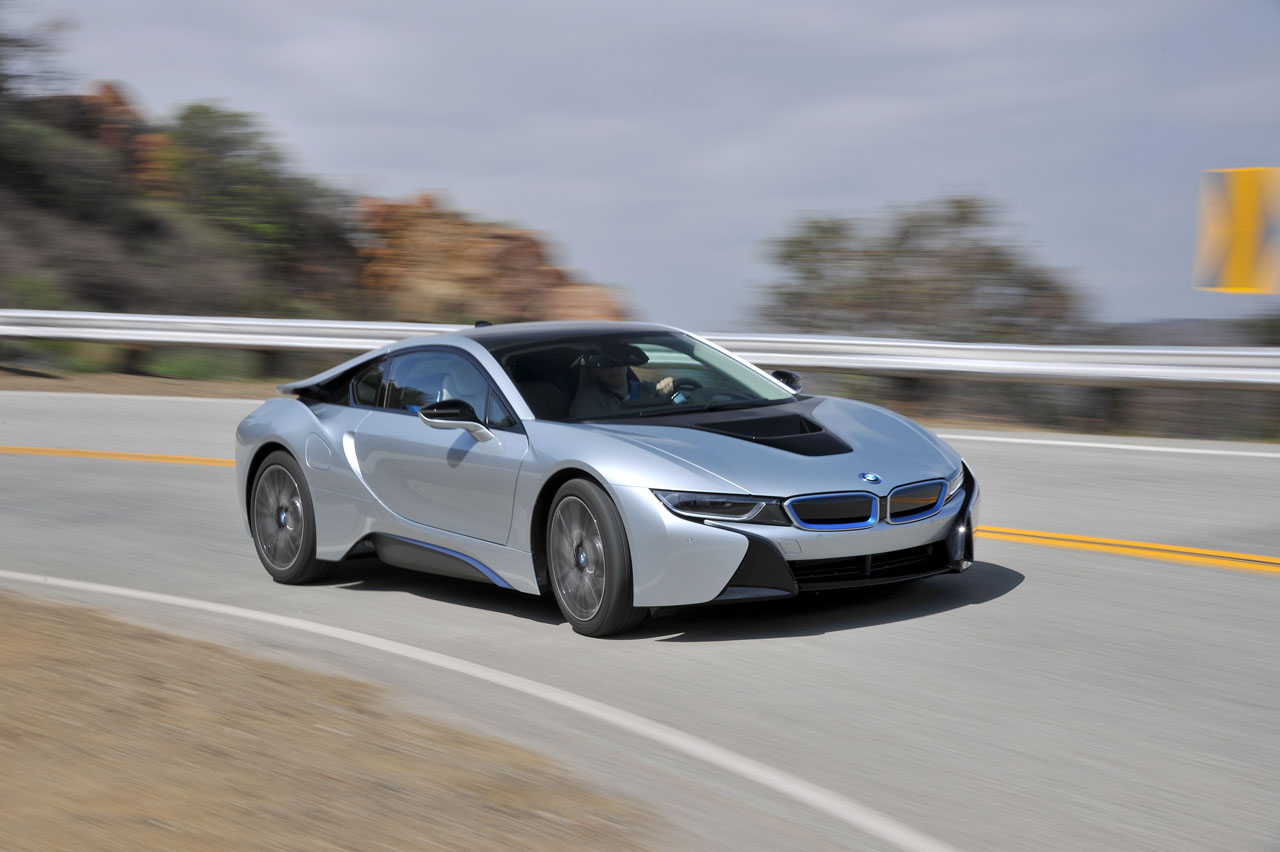 Is the i8 the Future of the Performance Car?