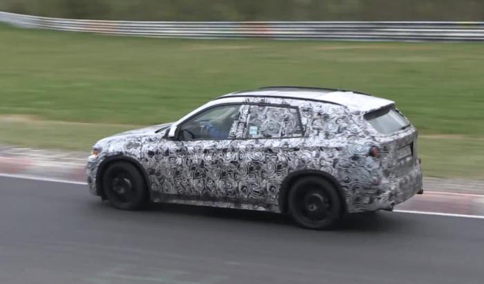 2016 BMW X1.40 AM
