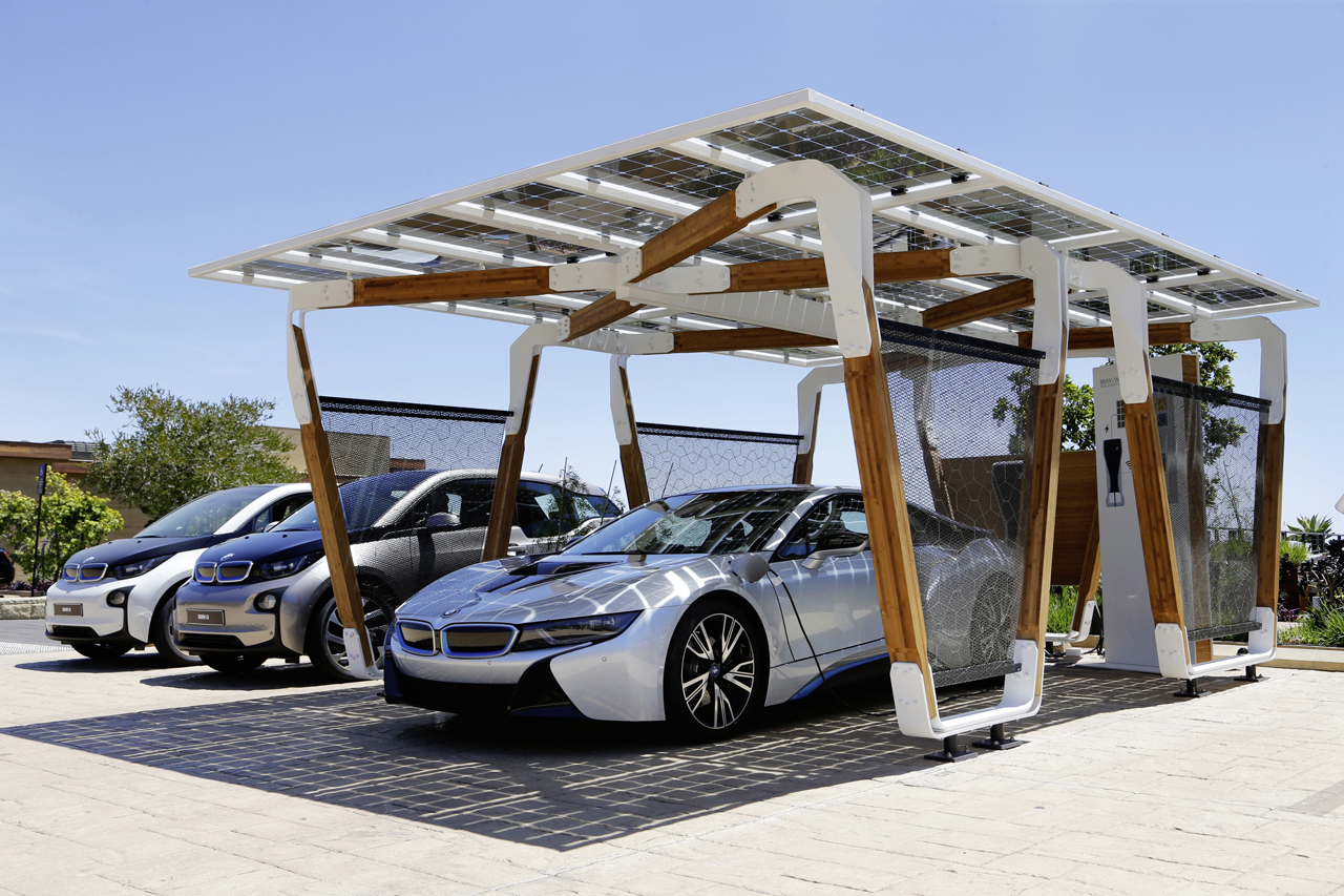 solar charger BMWi 0149926
