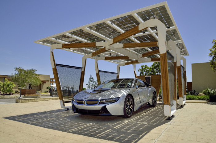 solar charger BMWi 0149927